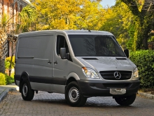 Фото Mercedes-Benz Sprinter Fourgon 316 CDI MT L4H3 №2